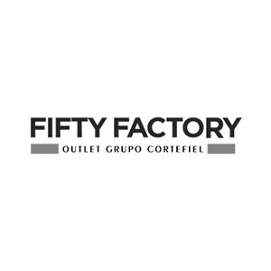 logo fifty-factory outlet stores tienda
