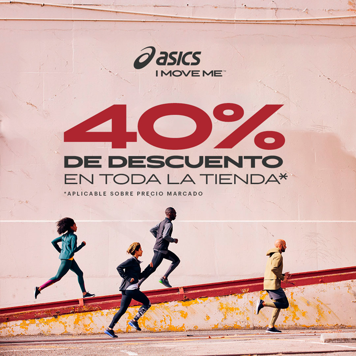 ASICS   BLACK FRIDAY - The Outlet