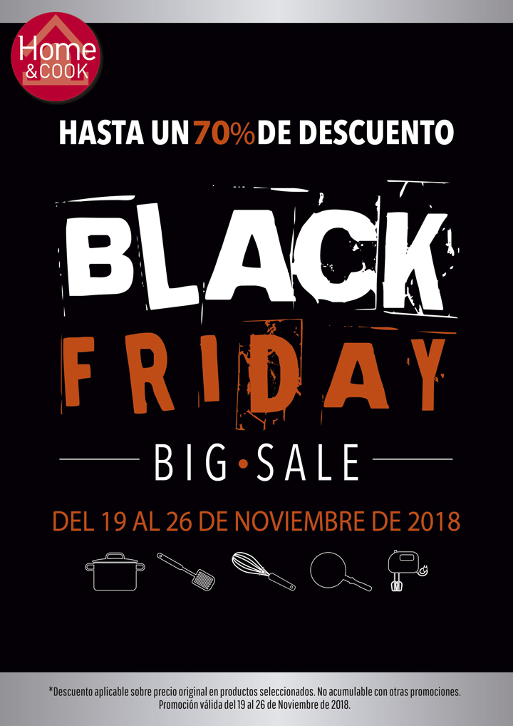 homecook black friday